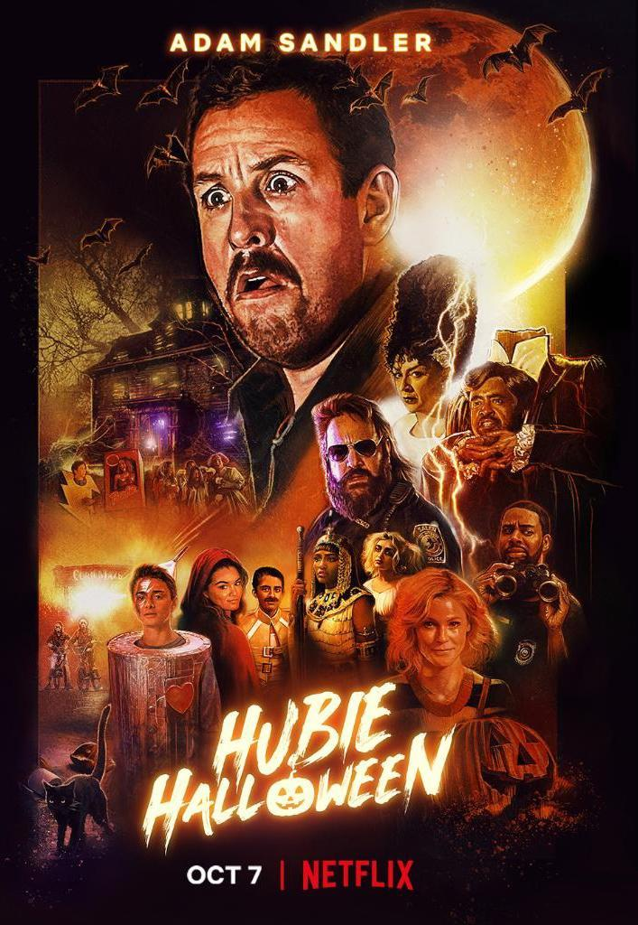 EL HALLOWEEN DE HUBIE (2020) [BLURAY RIP][AC3 5.1 CASTELLANO] torrent